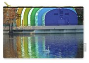 Colorful Bandshell Carry-all Pouch