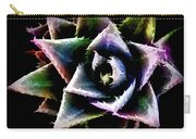 Colorful Cactus Carry-all Pouch
