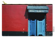Colorful Caribbean Door Carry-all Pouch