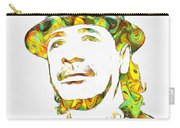 Colorful Carlos Santana Carry-all Pouch