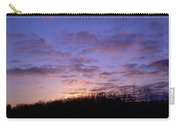 Colorful Clouds In The Sky Carry-all Pouch