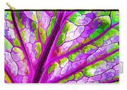 Colorful Coleus Abstract 1 Carry-all Pouch