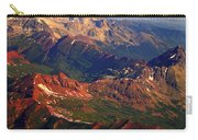 Colorful Colorado Planet Earth Carry-all Pouch