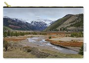 Colorful Colorado Valley Carry-all Pouch