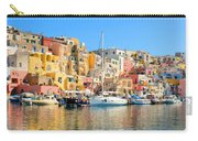Colorful Corricella Carry-all Pouch