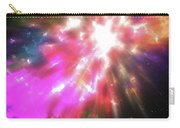 Colorful Cosmos Carry-all Pouch
