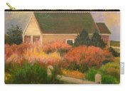 Colorful Cottage Cape Cod Carry-all Pouch