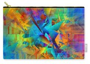 Colorful Crash 8 Carry-all Pouch