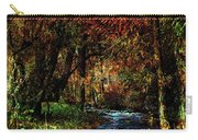 Colorful Creek Carry-all Pouch