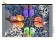 Colorful Crocs Carry-all Pouch