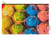 Colorful Cupcake Carry-all Pouch