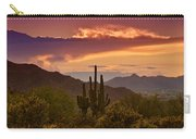 Colorful Desert Skies  Carry-all Pouch