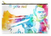 Colorful Dirty Harry Carry-all Pouch