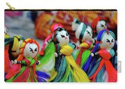 Colorful Dolls Carry-all Pouch