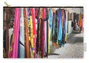 Colorful Dominican Garments Carry-all Pouch