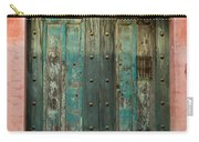 Colorful Doors Antigua Guatemala Carry-all Pouch