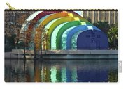 Colorful Downtown Orlando Carry-all Pouch