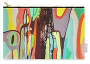 Colorful Earth Day Carry-all Pouch