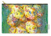 Colorful Eggs Carry-all Pouch