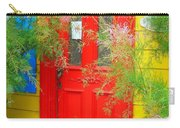 Colorful Entrance ... Carry-all Pouch