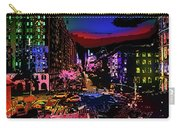Colorful Evening Shadows Carry-all Pouch