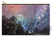 Colorful Explosions Carry-all Pouch