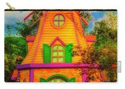 Colorful Fantasy Windmill Carry-all Pouch
