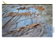 Colorful Fins Of Sandstone In Valley Of Fire Carry-all Pouch