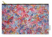 Colorful Floral Bouquet. Carry-all Pouch