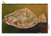 Colorful Flounder Carry-all Pouch