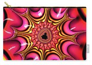 Colorful Fractal Art With Candy-colors Carry-all Pouch