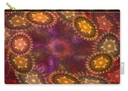 Colorful Galaxy Of Stars Carry-all Pouch