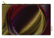 Colorful Glass Marble Art  Carry-all Pouch