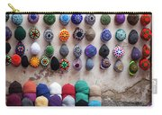 Colorful Hats Carry-all Pouch