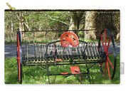 Colorful Hay Rake Carry-all Pouch
