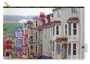 Colorful Houses In St. Johns, Nl Carry-all Pouch