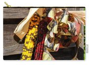 Colorful Indian Corn Decorations Carry-all Pouch