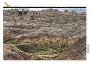 Colorful Layered Mountains  Carry-all Pouch