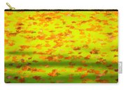 Colorful Leaves On Canal Carry-all Pouch