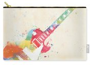 Colorful Les Paul Carry-all Pouch