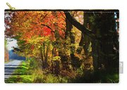 Colorful Maples Carry-all Pouch