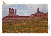 Colorful Monument Valley Carry-all Pouch