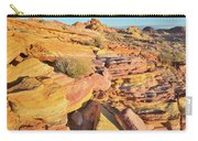 Colorful Morning At Valley Of Fire Carry-all Pouch