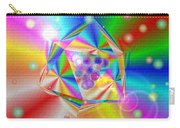Colorful Mural Carry-all Pouch