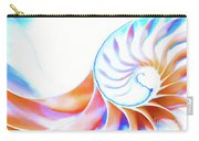 Colorful Nautilus Carry-all Pouch
