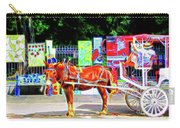 Colorful New Orleans Carry-all Pouch