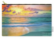 Colorful Ocean Sky Carry-all Pouch