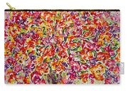 Colorful Organza Carry-all Pouch