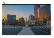 Colorful Philadelphia Morning Carry-all Pouch