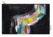 Colorful Questions- Abstract Painting Carry-all Pouch